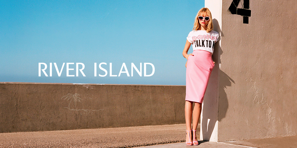River Island appoints ODD for SS'17 global campaign