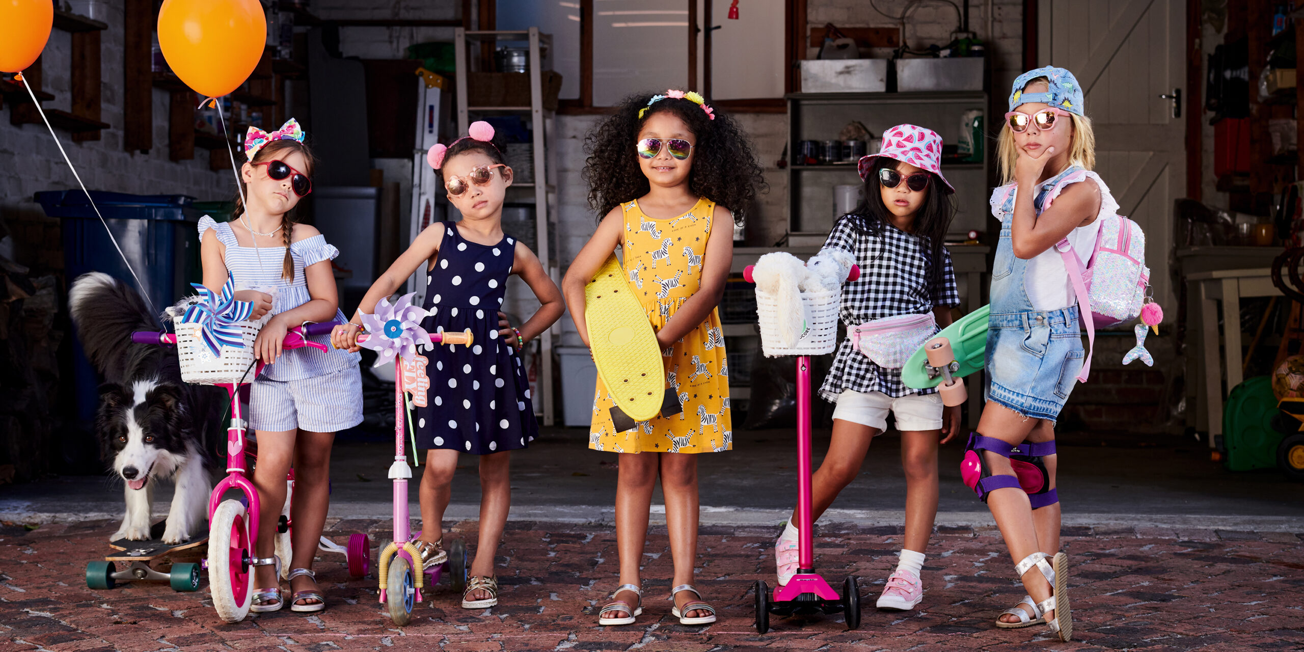 F&F launches SS20 with kidswear campaign